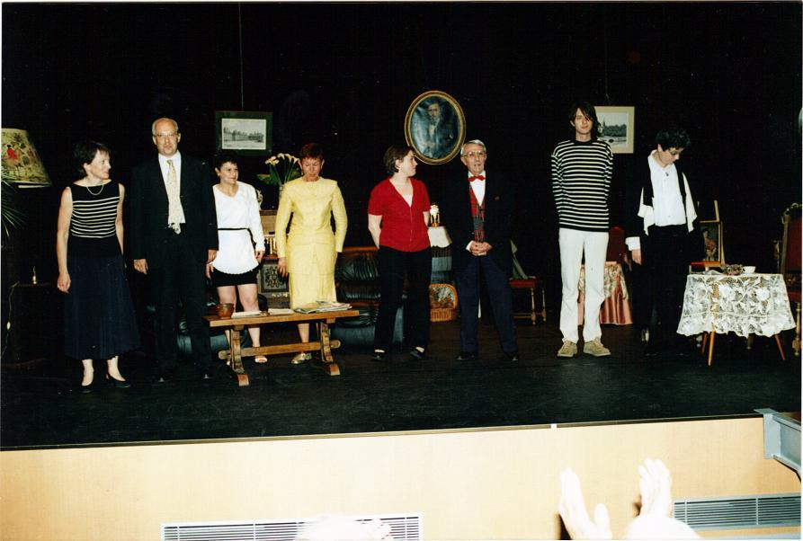 FINALE A NOUZONVILLE LE 9 JUIN 2001