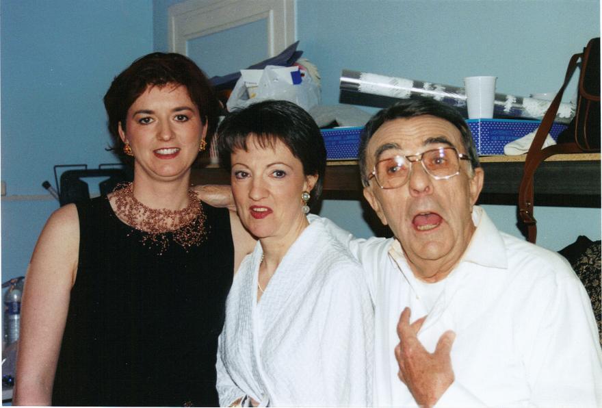 Catherine, Véronique et Jean .......