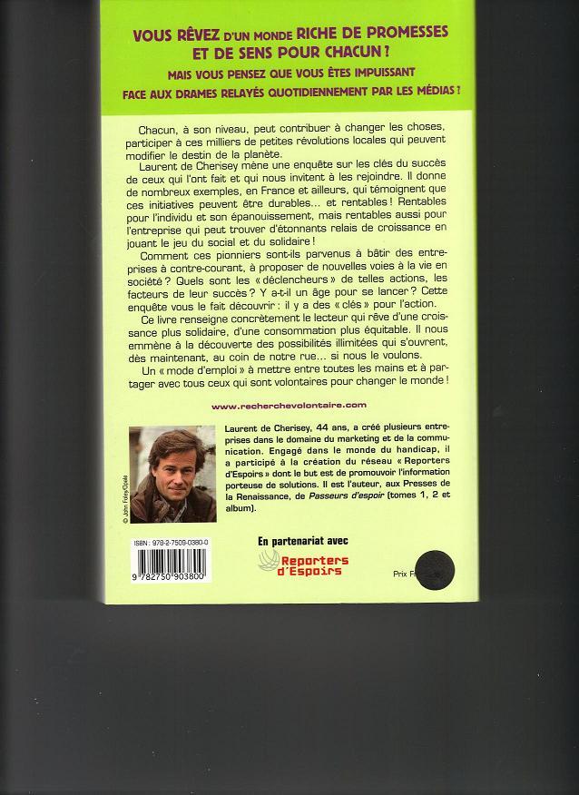 Résumé de ce beau livre